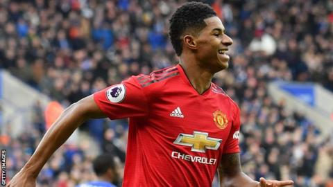 Man United march into top 4 after defeating Fulham