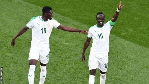 Sadio Mane and Ismaila Sarr helped Senegal reach this year's Africa Cup of Nations final