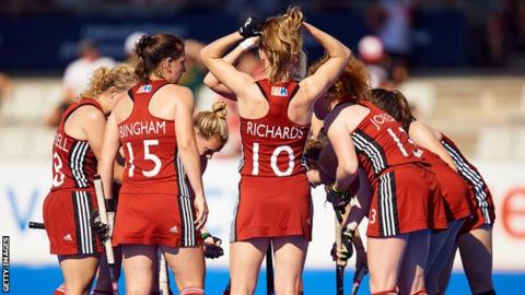 Wales won one, drew one and lost three games at the FIH Women's Series Finals