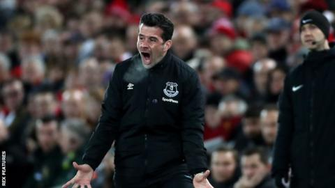 'I form no longer non-public the reply' - Everton's Silva on his future after heavy derby defeat thumbnail