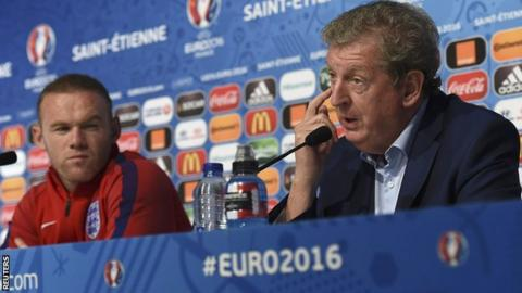 Euro 2016: Wayne Rooney surprised at omission, Roy Hodgson defends selection