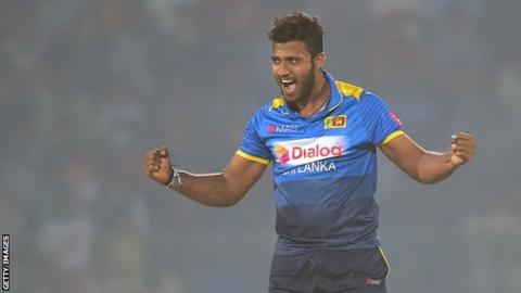 Sri Lanka Cricket planning to suspend drug-charged Shehan Madushanka`s contract