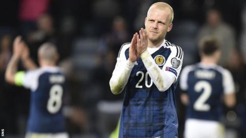 Rangers return tempting...but should Norwich City's Steven Naismith avoid Ibrox move?