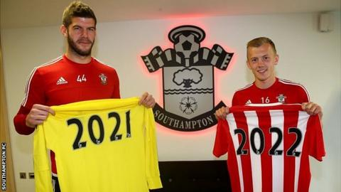 Forster and Ward-Prowse