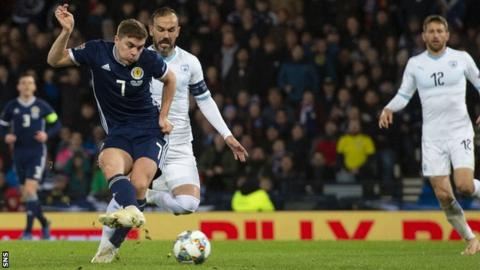 Scotland are due to face Israel at home in September and October