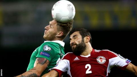 Republic of Ireland midfielder Jeff Hendrick delighted with his match-winning contribution against Georgia