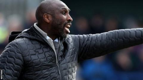 Sol Campbell's Macclesfield are now unbeaten in three games