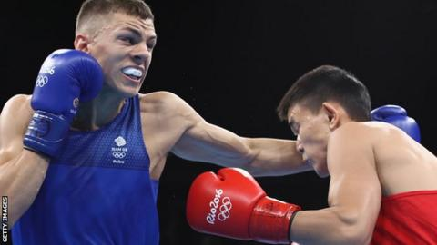 England name boxing squad for Gold Coast 2018