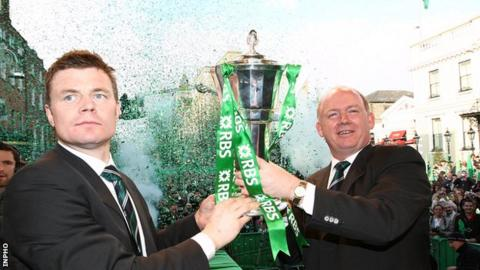 There will be no repeat of the 2009 Grand Slam homecoming celebrations