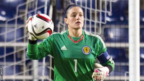 Scotland captain Gemma Fay