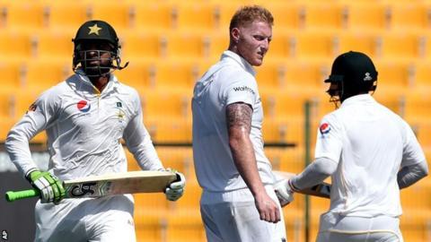 Ben Stokes went wicketless in 10 overs