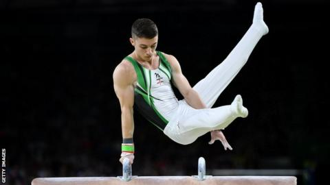 18-Year-Old Northern Irish Gymnast Wins Gold At The Commonwealth Games