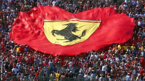 Italian Grand Prix: Glory and tragedy fuel eerie Monza - BBC