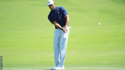 US Open final round updates: Woodland extends lead