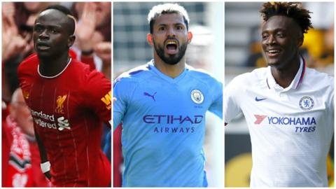 Premier League stats: Liverpool eye record, Sergio Aguero's streak and Chelsea kids