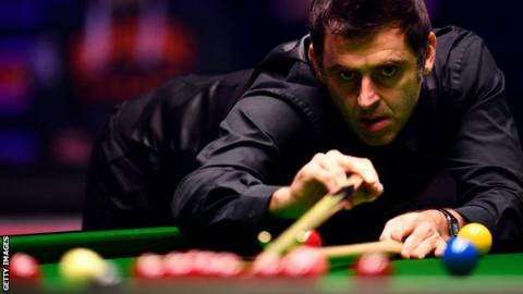 Ronnie O'Sullivan blitzes Ding Junhui in Grand Prix final