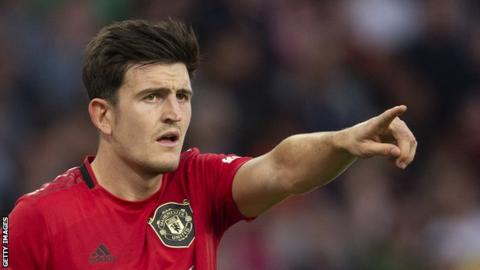 Harry Maguire has played in every minute of Mancheter United's four Premier League games this season