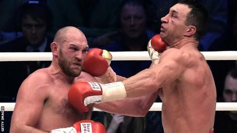 Monday 28 November marked two years since Tyson Fury beat Wladimir Klistchko to become world champion