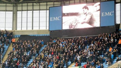 Jimmy Hill tribute
