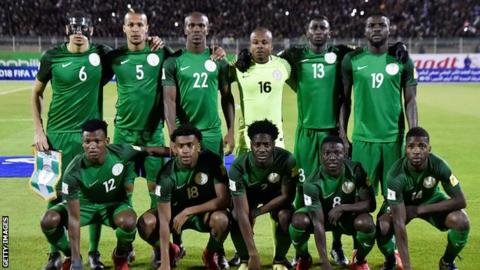 Nigeria announce pre-World Cup friendlies