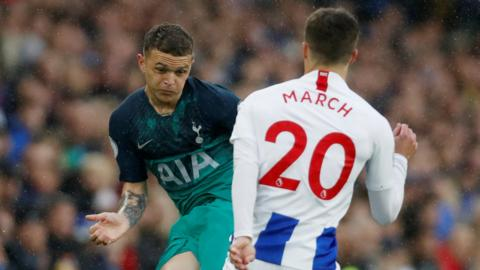 Trippier and March