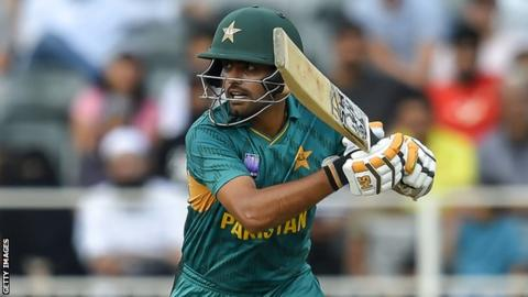 Babar Azam: Pakistan batsman joins Somerset for T20 Blast