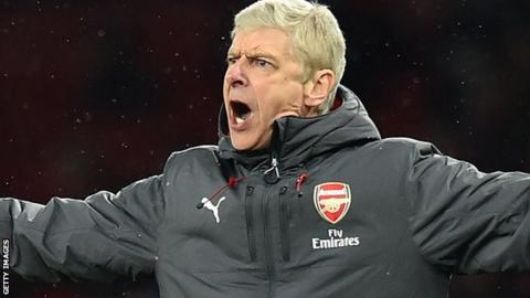 EPL: Arsenal players exhausted  of listening to Wenger