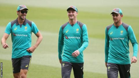 I hope Bird sticks it up England in Melbourne - Starc