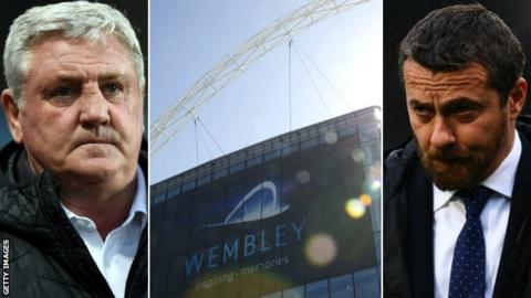 Steve Bruce, the Wembley arch and Slavisa Jokanovic