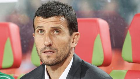 New Watford manager Javi Gracia