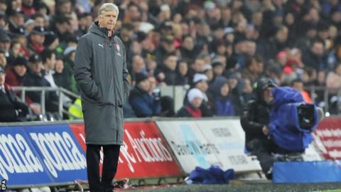 Swansea shock Arsenal By