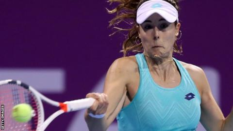 Alize Cornet: French tennis player's case for missing drugs