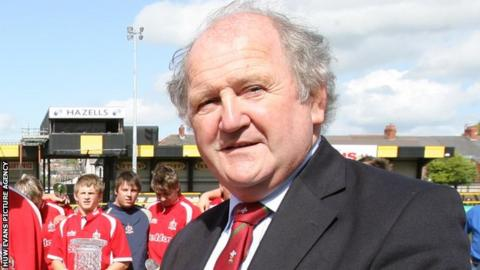WRU vice-chairman Alan Jones also sits on the Regulatory Committee and the Appointments and Remuneration Panel
