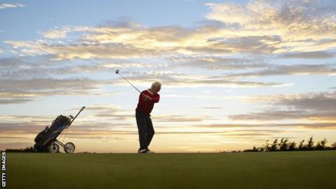 Get Inspired: Game of golf 'keeps doctor away'