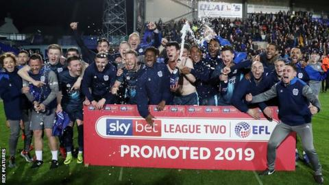 Bury staff and players experienced issues with delayed payment at the close of last season, during which they won promotion back to League One