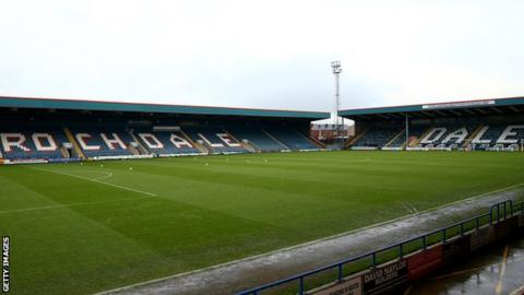 Rochdale sealed their League One survival on the final day of the 2017-18 season