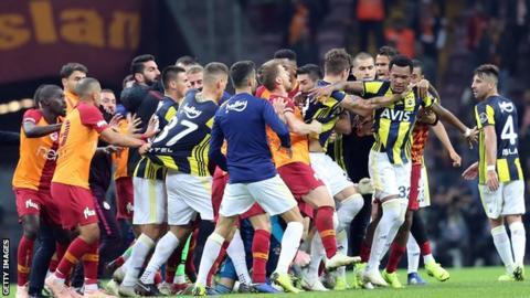 Fenerbahce Vs Galatasaray