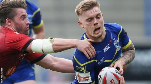 Morgan Smith scored two tries in his 25 appearances for the Wire