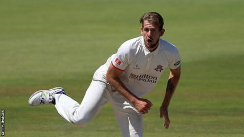 Bailey took more first-class wickets than any other bowler in the top flight of the County Championship