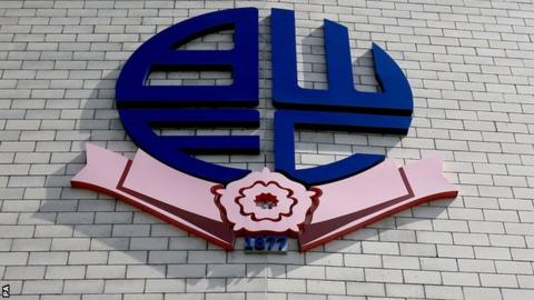 Bolton Wanderers badge