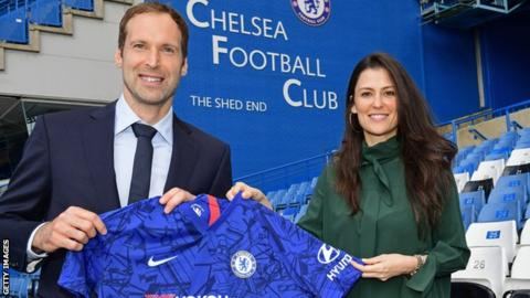 Image result for Petr Cech appointed Chelsea technical and performance advisor