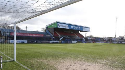 Macclesfield's Moss Rose ground
