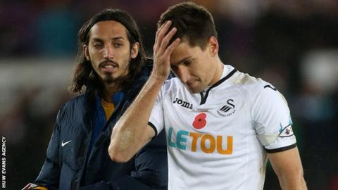 Paul Clement: Manager encouraged by Swansea draw with Bournemouth