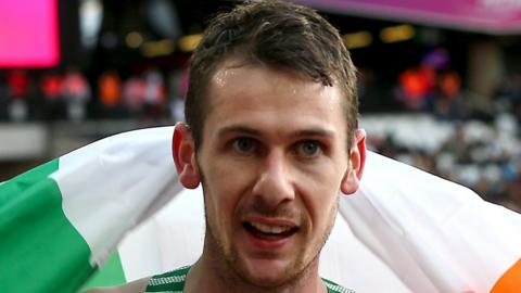 Michael McKillop began his paralympic career as a 15-year-old in 2005