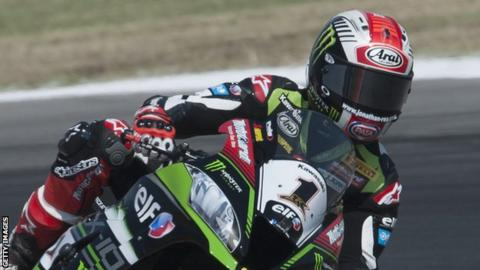 Jonathan Rea was world champion in 2015 and 2016