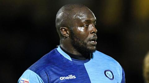 Wycombe are Akinfenwa's 11th EFL club