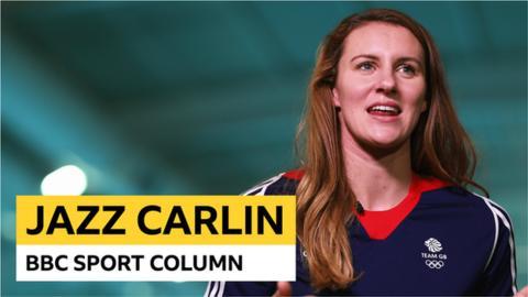 Jazz Carlin column