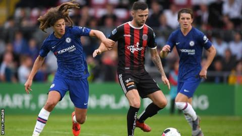 Chelsea defender Ethan Ampadu joins RB Leipzig on loan
