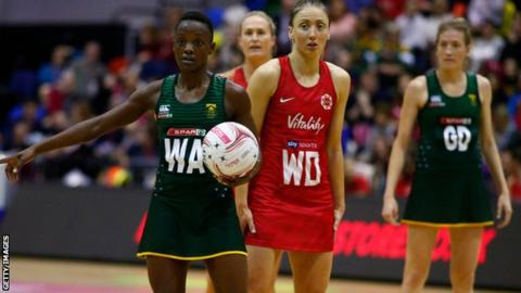 Netball World Cup 2019: 'I can't quit now, I want another gold' - Jade Clarke