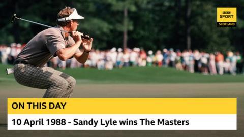 Sandy Lyle